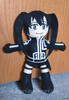 Lenalee Plushie by RyouGirl