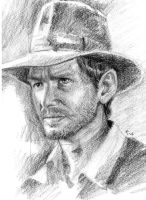 Indiana Jones by hellangel1126