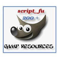 gimp resources script_fu pack by blueeyedmagickman