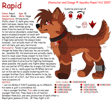 Rapid Reference Sheet 2 by squishy-paws