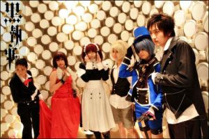 Black butler : cosplay by neocielo