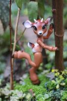 Timber the Little Deer Ball Jointed Doll 12 by vonBorowsky