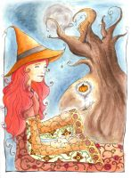 Magic And Earth by Little-Red-Pumpkin