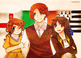 We are The Celtic by vanille913
