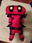 Deadpool Doll by ChronicHiccups