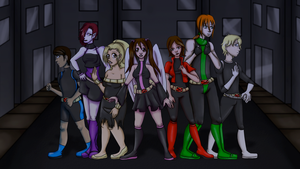 You Mess With One Of Us, You Mess With All Of Us by BunnyGirl103