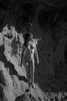 CandaceNirvana1 Cave Girl 011 by photoscot