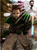 Chris Redfield-Race against time by BIGMANSCO