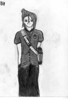 A character for a series of mine by ChoasisShinigami
