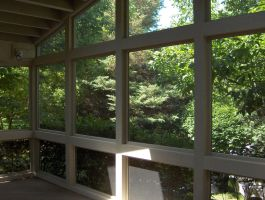 Screened-In Porch by Hearte42