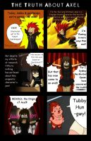 The Truth About Axel by BlackSylph