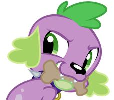 Vector: Spike And Biscuit by PaulySentry