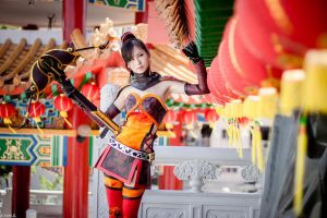 Dynasty Warrior by josephlowphotography