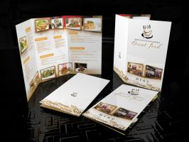 2 fold menu by pampilo