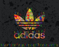 Adidas Dance by derfs