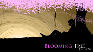 Blooming Tree - Title Card by PhillyPu