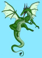 Dragon by Sontine