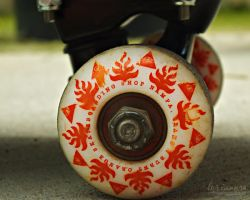 skateboard...wheel by imthinkingoutloud