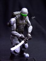 G.I.JOE SNAKE EYES 12 by wongjoe82