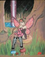 Adl: Fairy Acrylics Big by 71ADL17