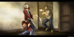 The last of us... by Seblecaribou