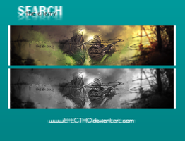 Search The Enemy TagWall by efectho
