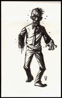 Zombie Brush pen-1 by SHAN-01