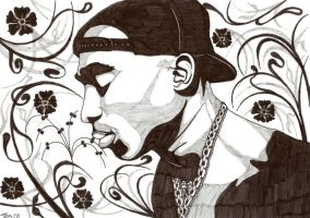 My Tupac by Mr-Essiggurke
