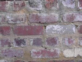 Texture stock - Recycled brick wall by ExperimentalGerbil
