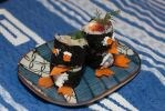 Sushi Penguins by pinguino