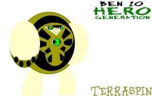Hero Generation - Terraspin by captain-lelouch