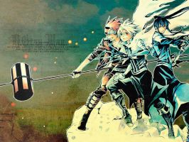 D.Gray man wall02 by panna-acida