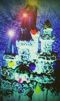 Castle Of Nightmares by Rini-Dragoone