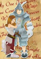 Be Mine FFIX by enchantma