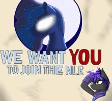 We want YOU by Rejzan