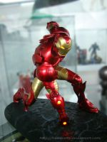 Iron Man by fiori-party