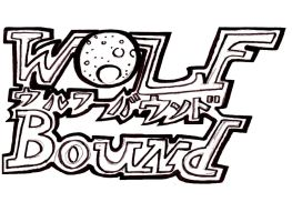 Wolf Bound Title design by Sazuko