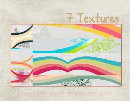7 Textures by Brand-NewEyes