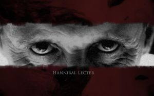 Hannibal Lecter / Anthony Hopkins Wallpaper by PiroRM