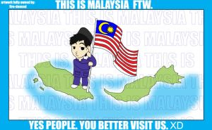 THIS IS MALAYSIA FTW. by fire-doused