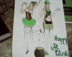 St.Patrick's Day by Rainbow-Princess17