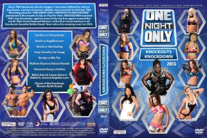 TNA ONO Knockouts KnockDown 2015 DVD Cover by Chirantha
