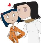 Coraline: Moms Just Know... by Graystripe64