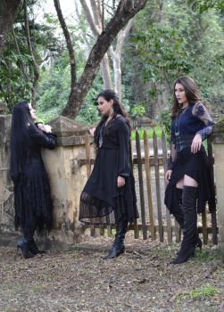 Coven 05 by gilraen-stock