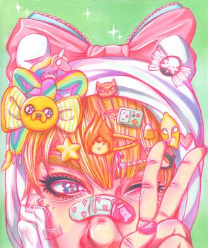 Adventure Time Decora by EvaHolder