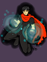 YOUNGAVENGERS - Wiccan by pan2dapan