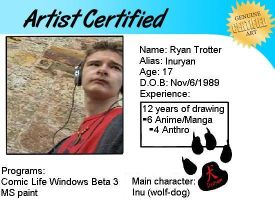 Totally Certified by Inuryan