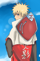 Hokage naruto by Plaitum