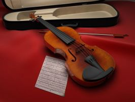 O Violino by yuriquist