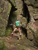 Tomb Raider the Caves by KezART
